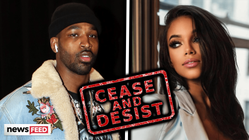 Tristan Thompson THREATENS Mistress With Lawsuit!