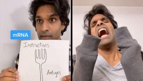 Entertaining Parody Explains mRNA Vaccines