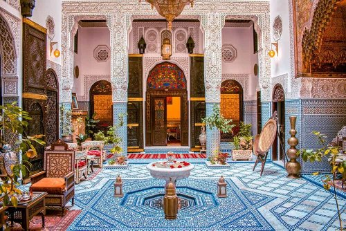 AMAZING MOROCCAN RIADS THAT WILL CAPTURE YOUR IMAGINATION