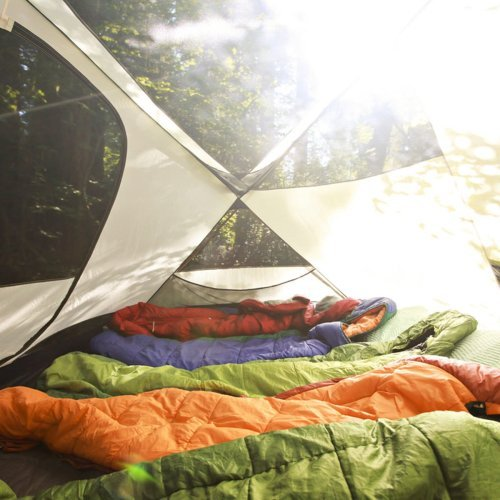 Camping Products + Tips That'll Make You Want to Live Outdoors