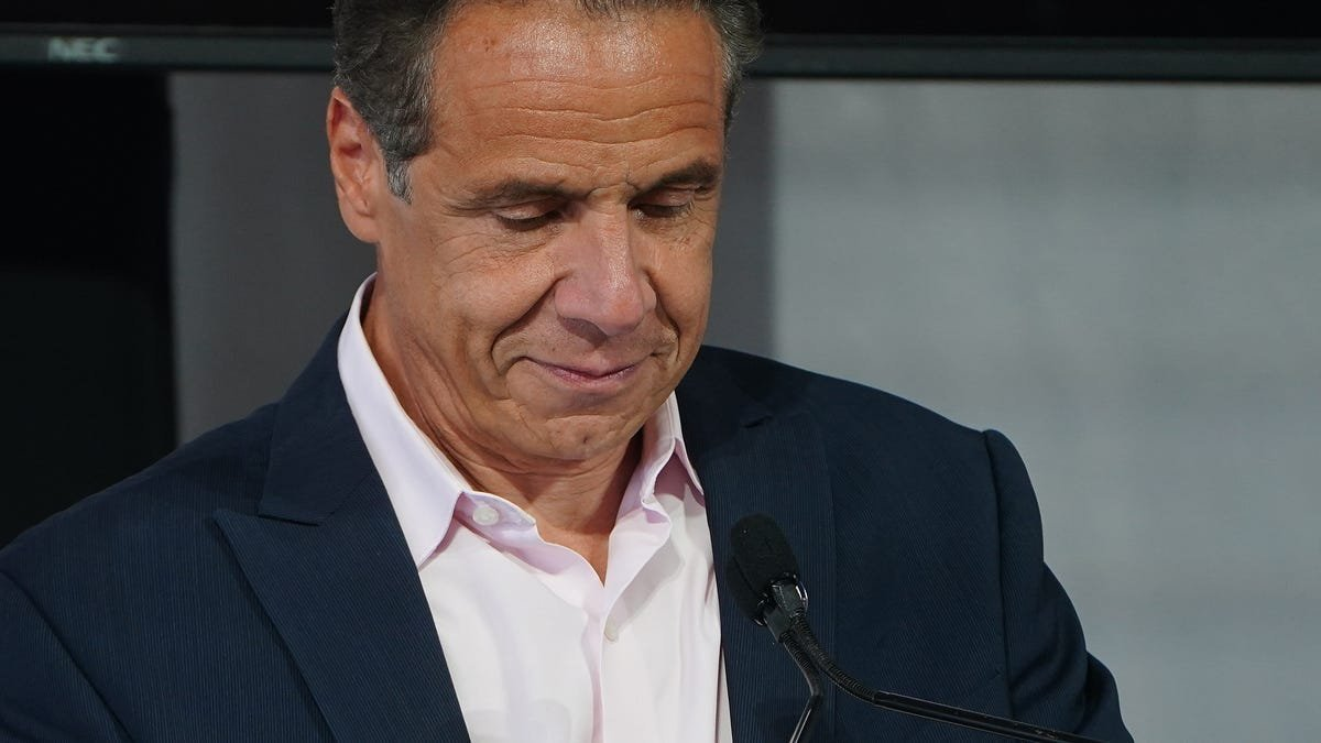 Cuomo Ain't Gonna Survive This Time...