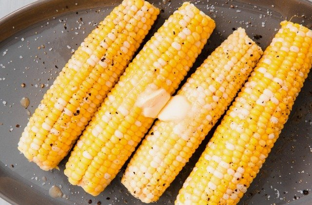The Real Reason You Should Never Boil Corn On The Cob