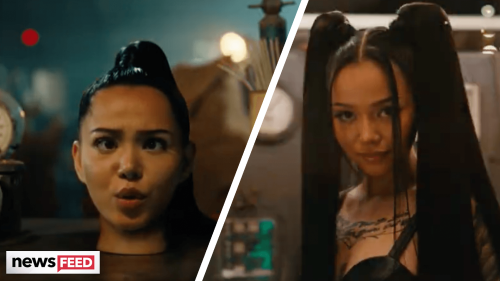 Bella Poarch Drops Debut Music Video With SHOCKING Cameos