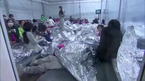 White House tensions rise over migrant kids