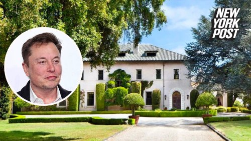 Elon Musk lists his 'special place' in San Francisco for $37.5M