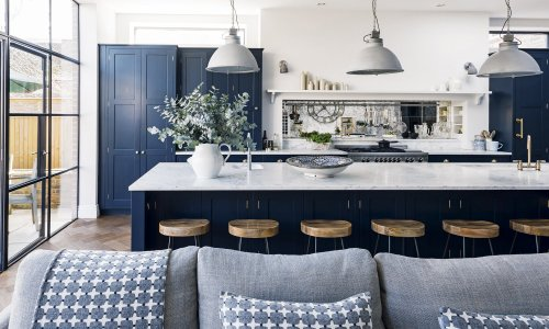 Kitchen island ideas to make a focal point in your kitchen