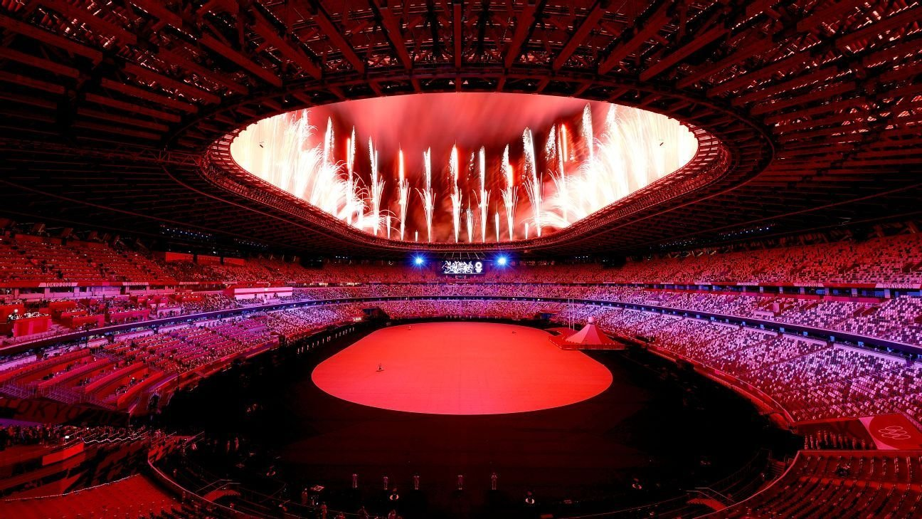 Tokyo Olympics: Opening Ceremony Highlights