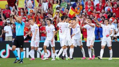 Spain and Switzerland serve up extraordinary last 16 drama at Euro 2020
