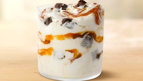 McDonald's Is Adding Caramel Brownie McFlurrys to the Menu