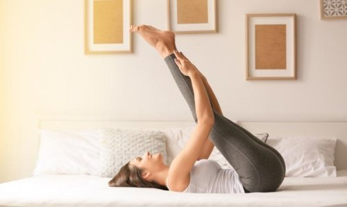 Having Trouble Sleeping? 13 Gentle Yoga Poses That'll Get You a Better Sleep