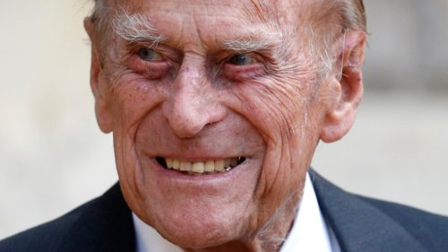 Prince Philip's Reported Coffin Choice Is Turning Heads