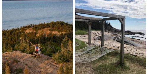 Cette île au Québec cache 6 plages qui valent chacune le « road trip »