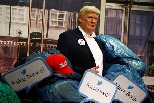 Museo Madame Tussauds de Berlín retira la figura de Trump antes de las elecciones en EEUU