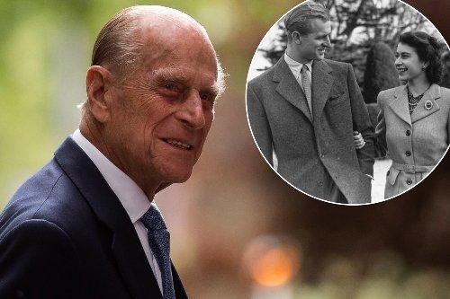 Britain's Prince Philip dead at 99