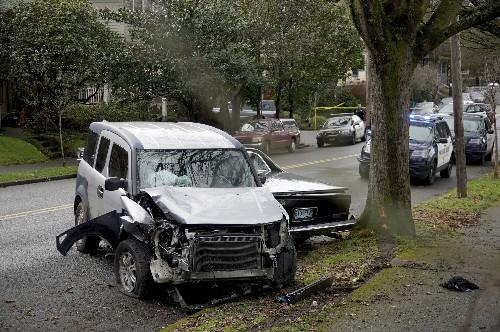 Elderly woman killed, 5 others hurt in Portland car rampage