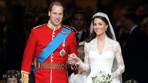 Prince William and Kate Middleton's Royal Romance