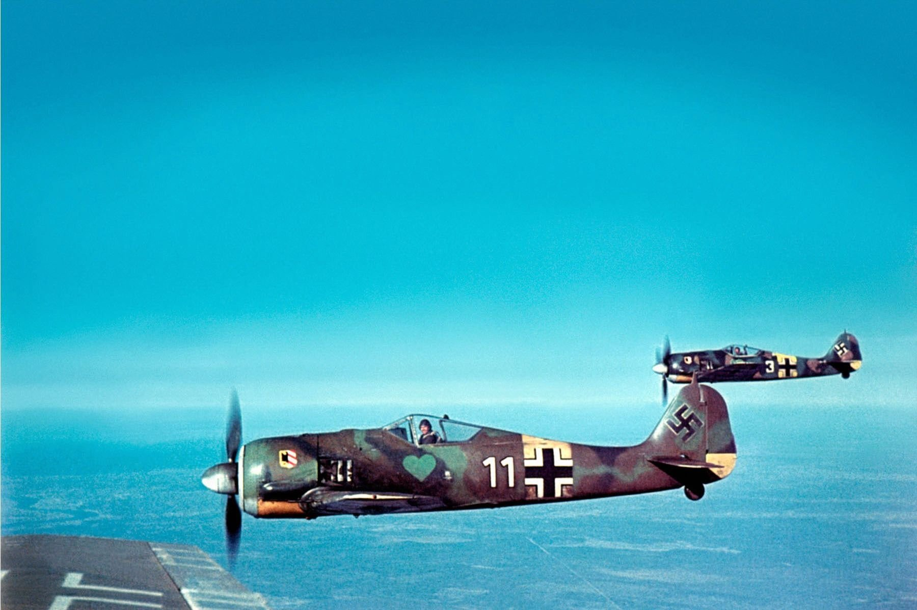 10 Things Everyone Forgot About The Focke-Wulf Fw 190