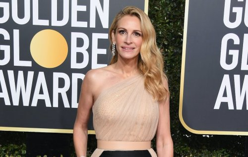 Julia Roberts Isn't Living With Her Husband Amid Marital Troubles, Reports Say