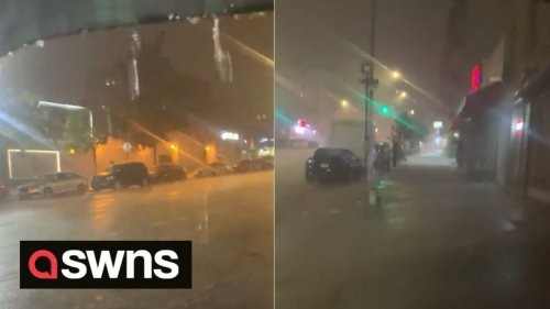 State of emergency declared in New York as Nor'easter storm brings heavy downpours