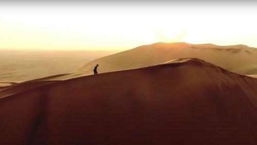 How a Runner Survived Nine Days in the Sahara Desert