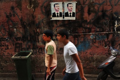 The Week in Review: Rising Tensions in Syria