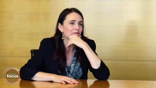 Jacinda Ardern admits New Zealand will become a two-tier society between vaccinated and unvaccinated