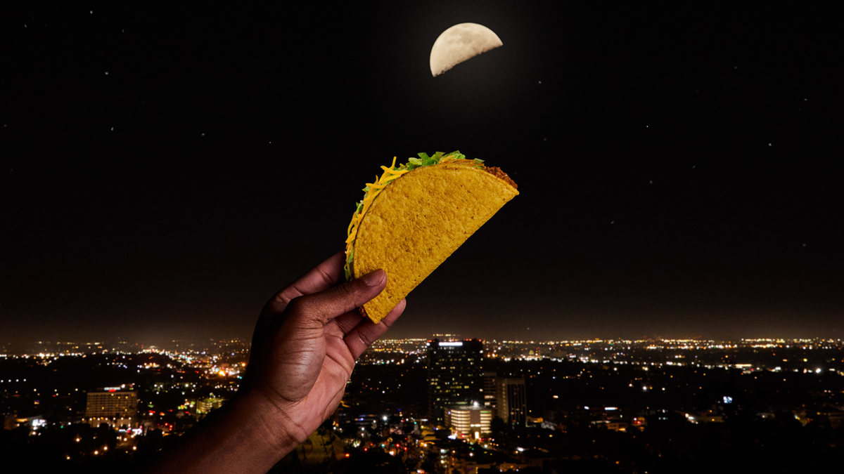 Taco Bell's global taco moon giveaway its biggest yet