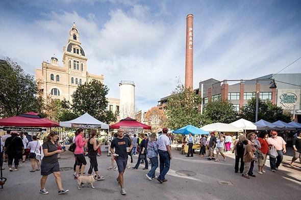 Here's the Hottest Neighborhood in San Antonio