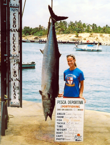 The most unbreakable fishing records