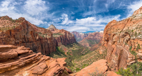 Zion National Park: When To Visit, And Why It's Definitely Worth The Hype
