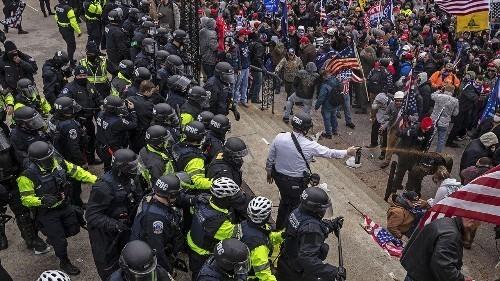 Capitol Hill Riot, Trump Banned on Social Media & More — Jan. 7 Rundown