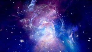 'Giant Arc' of Galaxies Raises Questions About the Cosmological Principle