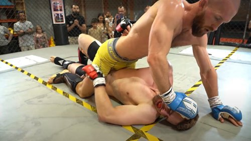 Turns Out 30 Days Isn't Enough To Train For An MMA Fight
