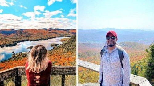 L'ultime «bucket list» des randonnées d'automne au Québec pour des vues WOW