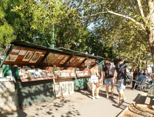 A literary weekend break in Paris, France