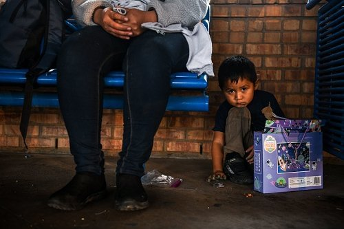More Migrants Trying to Enter U.S.
