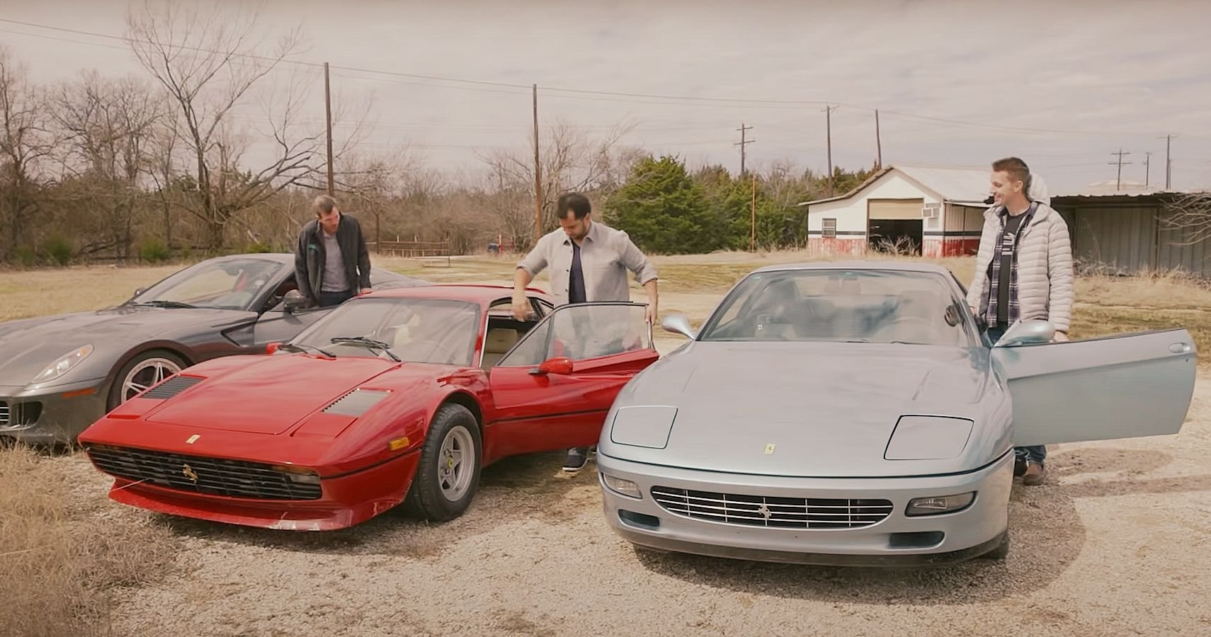 These Dirt-Cheap Ferraris Are More Trouble Than They're Worth