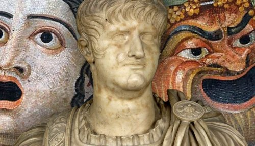 Emperor Nero: Forced To Commit Suicide