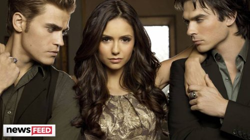 Why Ian Somerhalder & Paul Wesley FOUGHT On 'Vampire Diaries' Set!