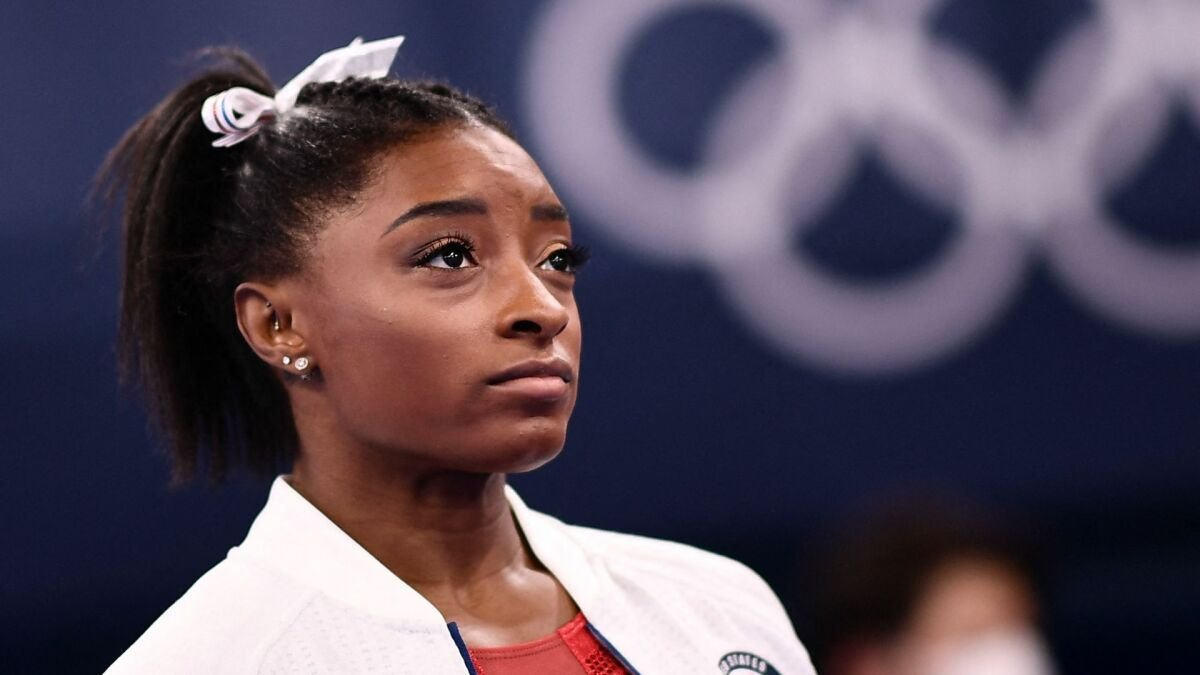 Simone Biles Redefining GOAT Is a Win for Us All