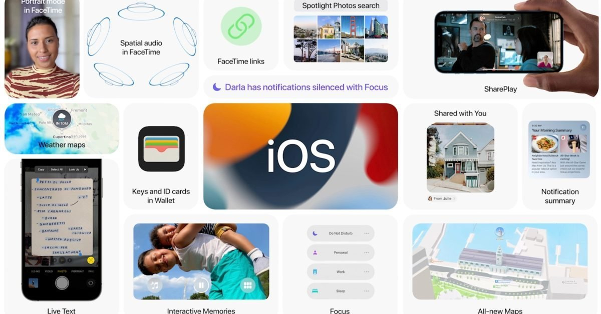 What You Need to Know About iOS 15