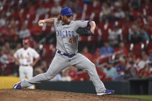 White Sox get closer Kimbrel from Cubs for Madrigal, Heuer