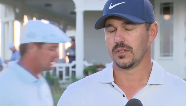 We finally know why Brooks Koepka was so mad in that video that went viral