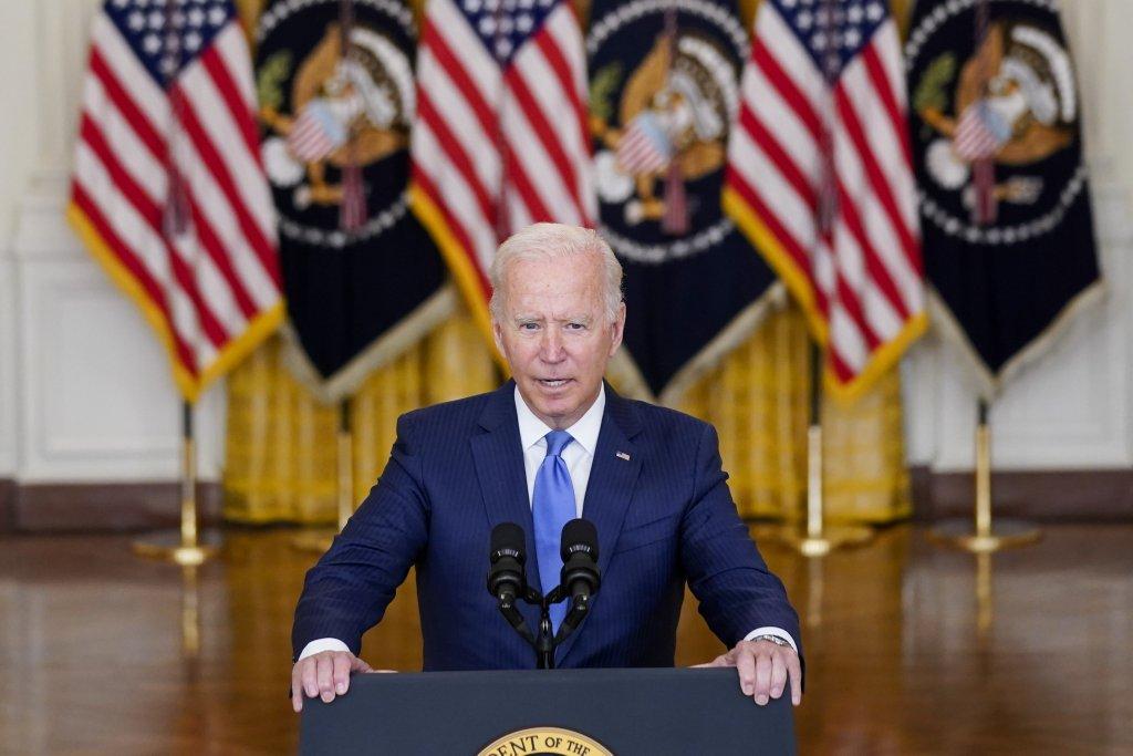 Biden's Folly - cover