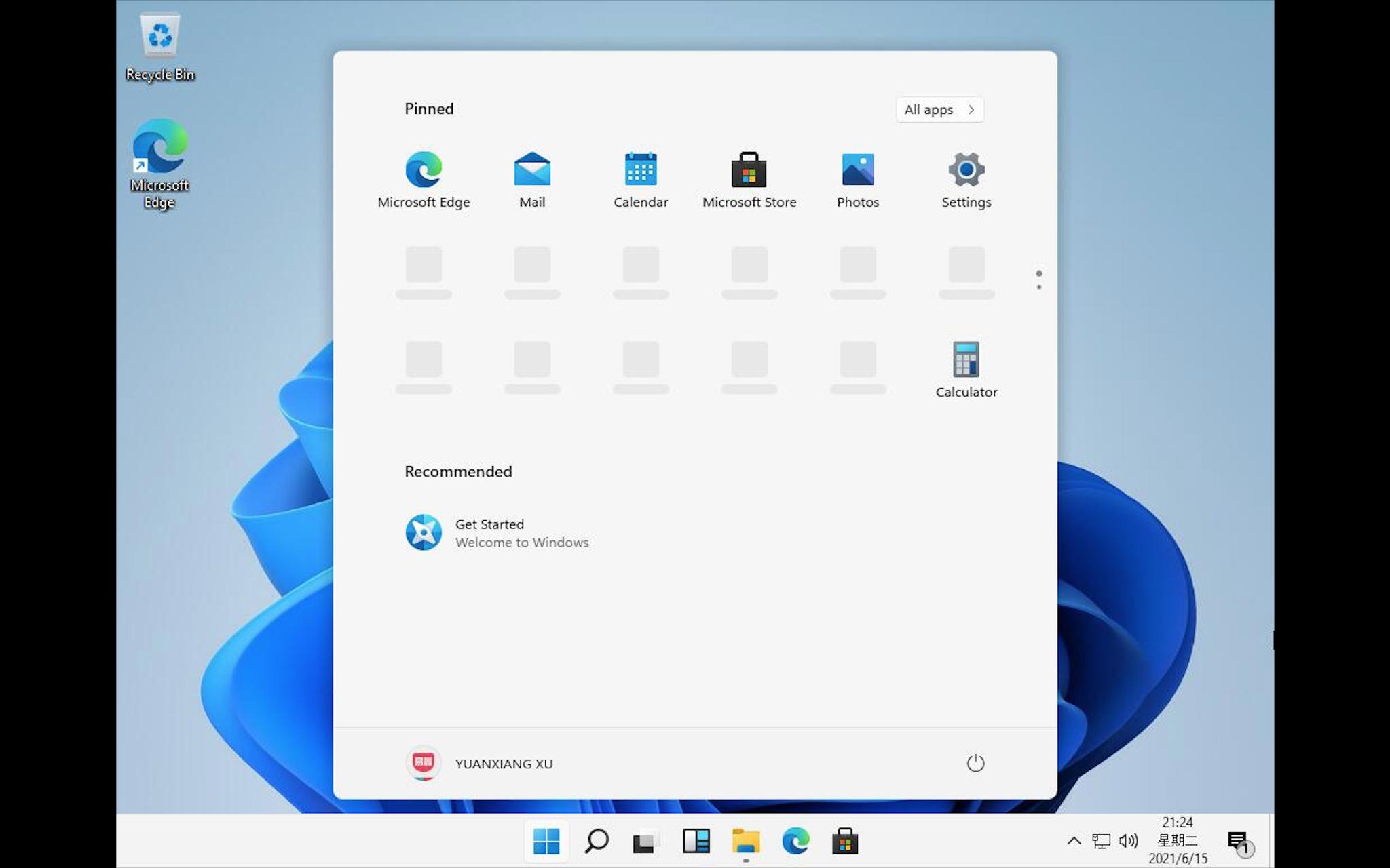 Leak Shows Off 'Windows 11' Ahead of Next Week's Microsoft Event