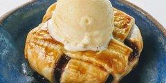 Discover peach pie