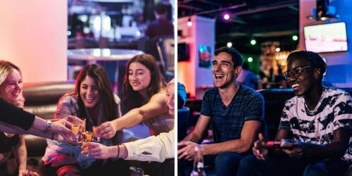 Montreal Has A Massive Video Game Complex With A Bar & 100+ Spots To Play