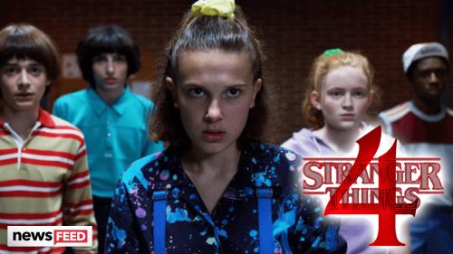 NEW Stranger Things Season 4 Cast Members Revealed!