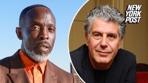 Late legends: The time Michael K. Williams grabbed a bite with Anthony Bourdain in NYC