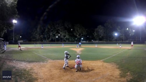 Meteor Sails Over Tee-ball Game in Jacksonville